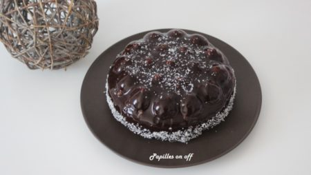 entremet framboise pistache thermomix